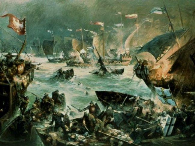 Битва на Висленском заливе