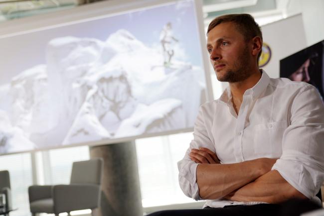 Andrzej Bargiel, pictured last year. Photo: PAP/Bartłomiej Zborowski