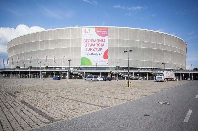 Wrocław Stadium prepared for the World Games. Photo: theworldgames2017.com.