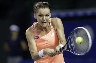 Tennis: Radwańska loses to Wozniacki in WTA semifinals