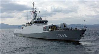 Manewry rosyjskiej floty wojennej na Bałtyku