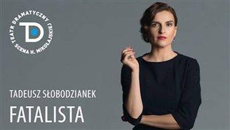 Премьера пьесы Т. Слободзянека «Фаталист» по рассказу И.Б. Зингера