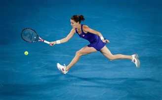 Tennis: Strong start for Radwańska in Australian Open