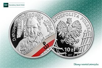 Special coins mark Poland's post-WWII anti-communist resistance