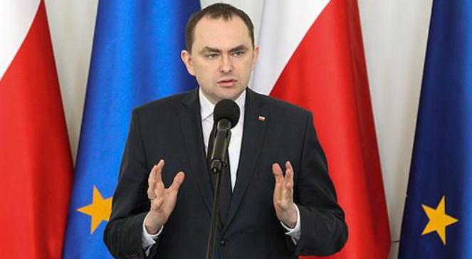 Глава Кабінету президента Польщі Адам Квятковський