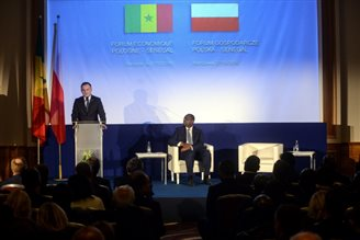 Poland looks at Africa to grow