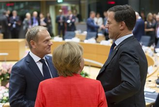 EU leaders agree on Common Defence Policy and Security
