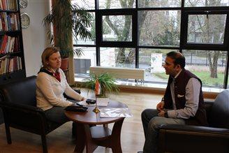 BALANCE :: Interview with departing Indian Ambassador