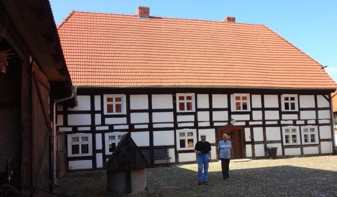 Європейське село культурної спадщини в Словові, це фактично скансен