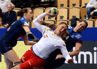Women's handball: Poland loses to France 22:31