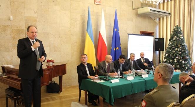 Посол Польщі в Україні Генрик Літвін