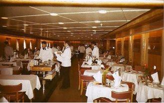 «Стэфан Баторы» - апошні польскі трансатлянтычны лайнэр (ФОТА)
