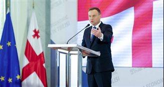 Президент Польши в Тбилиси