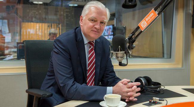 Вице-премьер и министр науки и высшего образования Польши Ярослав Говин.