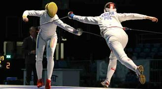 Bronze for Knapik in European Fencing Championships