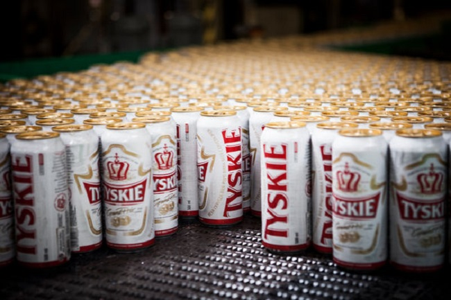 Poland's Tyskie beer brand is owned by SABMiller. Photo: SABMiller