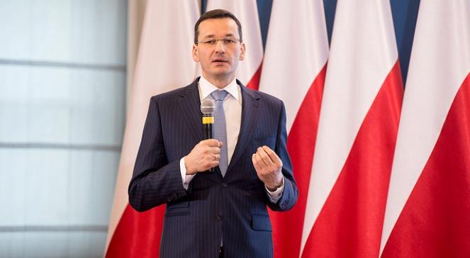 Віце-прем'єр, міністр фінансів і розвитку Польщі Матеуш Моравєцький