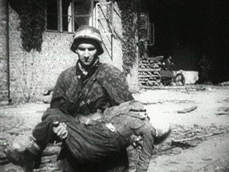 Kinder im Warschauer Aufstand