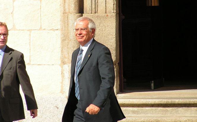 Міністр закордонних справ Іспанії Жозеп Боррель