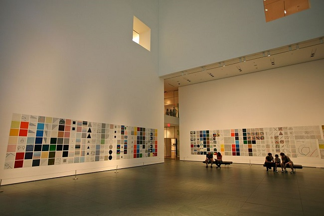Museum of Modern Art (MoMA) in New York. Photo: Alex Proimos [CC BY 2.0  (https://creativecommons.org/licenses/by/2.0)], via Wikimedia Commons