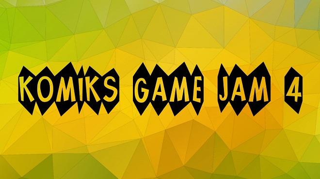 Komiks Game Jam 4