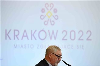 OFFSIDE :: Krakow to vote on Winter Olympics bid