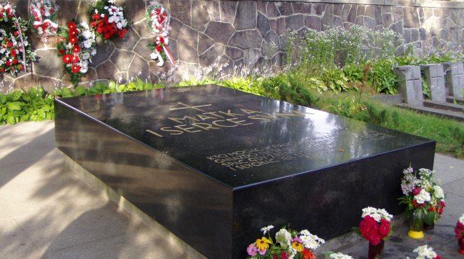 Mauzoleum Matki i Serca Syna na wileńskim Cmentarzu na Rossie