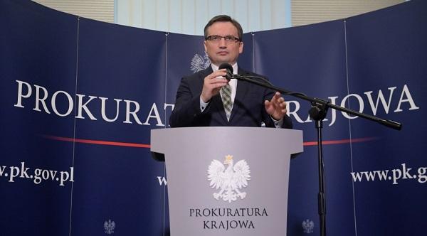 Министр юстиции, генпрокурор Збигнев Зиобро