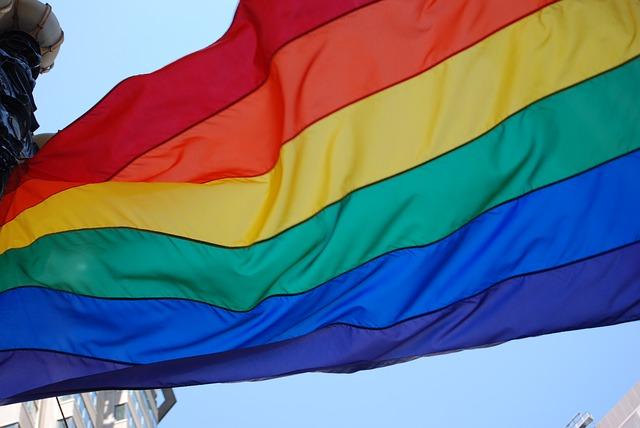 Сьцяг ЛГБТ-асяродзьдзя