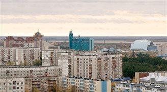 В российском Сургуте неизвестный с ножом напал на прохожих