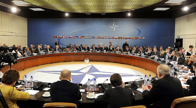 NATO. Photo: Wikimedia Commons
