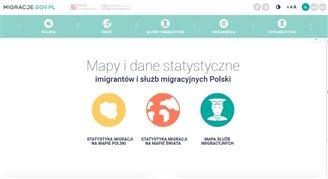 Новий портал про імміграцію до Польщі - Migracje.gov.pl