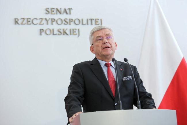 Спікер Сенату Польщі Станіслав Карчевський
