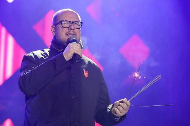 Гданьск, 13 января 2019 г. Одно из последних прижизненных фото Павла Адамовича