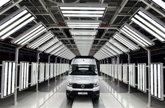 New Volkswagen factory opened in Poland