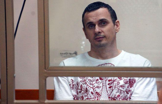 Український режисер та бранець Кремля Олег Сенцов