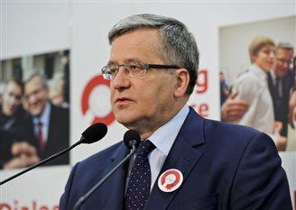 Civic Platform mulls Komorowski's fate