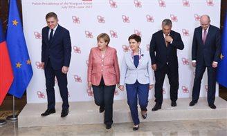 Німецькі ЗМІ: Берлін втрачає репутацію у Центрально-Східній Європі