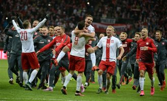 Poland to play Euro 2016 football championship