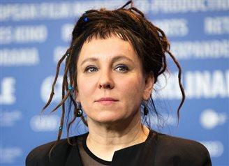 Olga Tokarczuk laureatką Nagrody Bookera