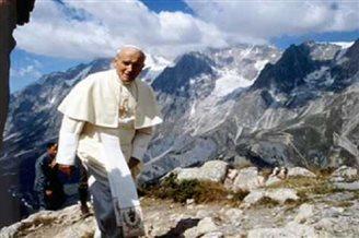 Паломников поведут в горы по тропам Иоанна Павла II