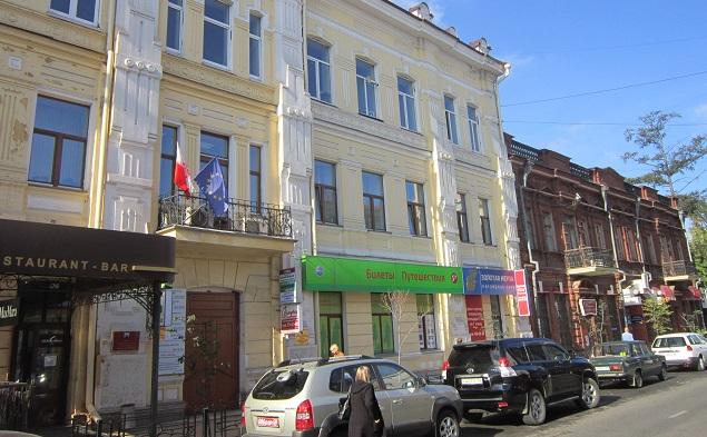 Генеральное консульство Республики Польша в Иркутске