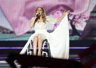 Poland trumped in Eurovision Song Contest