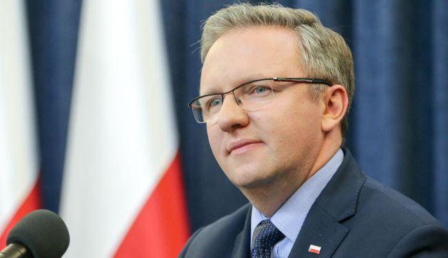 Министр Кшиштоф Щерский