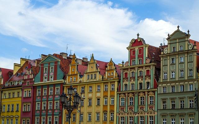 Wrocław, southwestern Poland. Photo: studio500mm/pixabay.com/CC0 Creative Commons