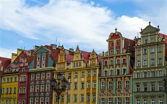 Poland more popular with foreign tourists