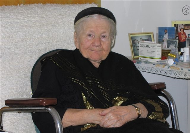 Irena Sendler, pictured in 2005. Photo: Mariusz Kubik/Wikimedia Commons (CC-BY-SA-3.0)