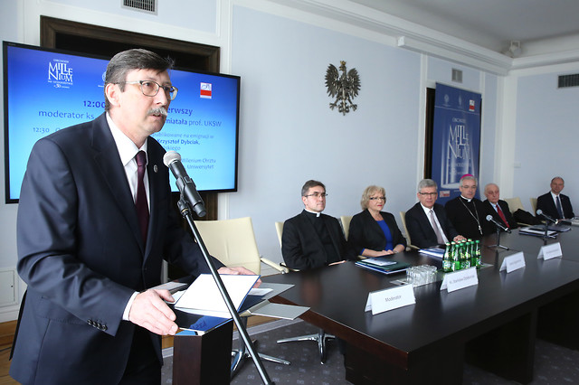 Senat RP -Konferencja Milenijna