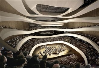 A new home for the Sinfonia Varsovia Orchestra