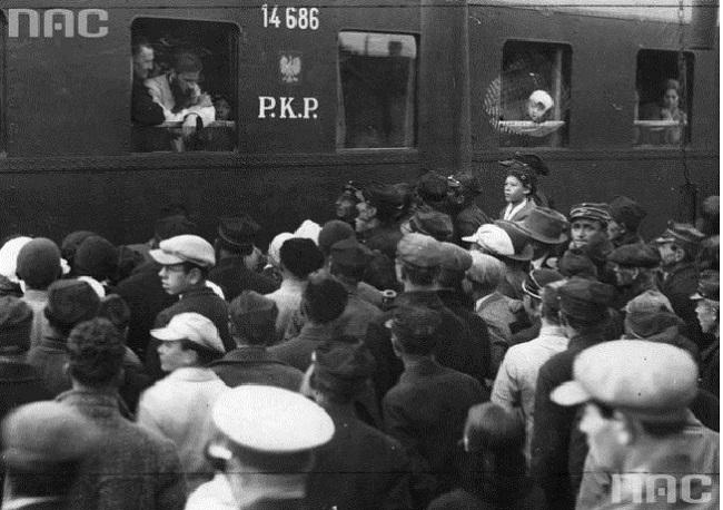 Рэпатрыяцыя насельніцтва з СССР у Польшчу пасьля Другой сусьветнай вайны